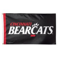 University of Cincinnati Deluxe Flag 3'x5'