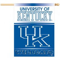 "University of Kentucky Vertical Flag 27""x37"""