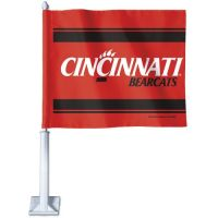 University of Cincinnati Car Flag