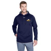 1295286 Under Armour Men's Double Threat Armour Fleece Hoodie