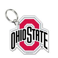 Ohio State Premium Acrylic Key Ring