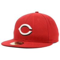 Cincinnati Reds MLB Authentic Collection 59FIFTY Cap