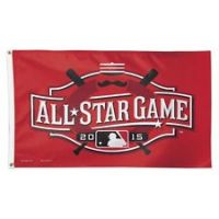 2015 All Star Game Deluxe Flag 3'x5'