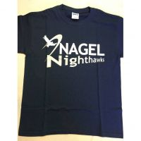 Nagel Nighthawks Blue Tee Shirt