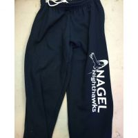 Nagel Navy Blue Sweatpants