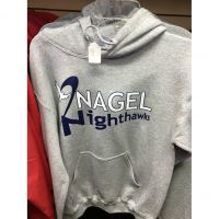 Nagel Nighthawks Light Gray Hoodie