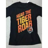 "Black Youth ""Hear the Tiger Roar"" Cincinnati Bengals Tee"