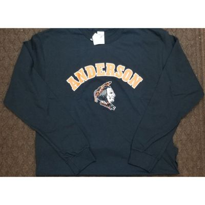 Anderson 100% Cotton Long Sleeve Gildan T-shirt