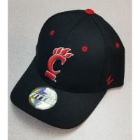 Zephyr Bearcats fitted cap