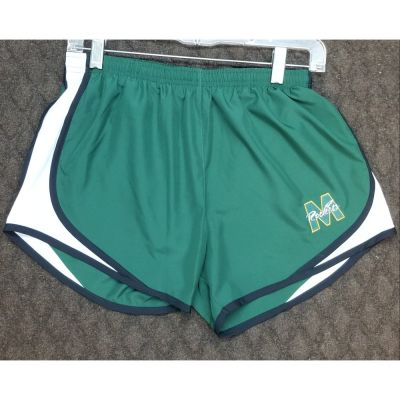 McNicholas  Womens Green Shorts
