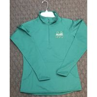 McNick Green Jacket With Logo