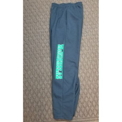 McNicholas Rockets Black Sweatpants