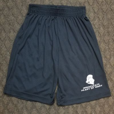 IHM Black Gym Shorts