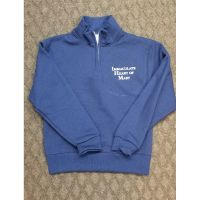 IHM Navy 1/4 Zip (Youth & Adult)