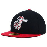 Cincinnati Reds MLB Diamond Era 59FIFTY Cap (Black)