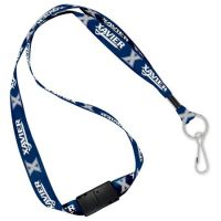 "Xavier Musketeers Official NCAA 20"" Lanyard Key Chain"