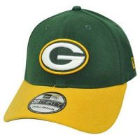 New Era 39THIRTY Green Bay Packers Cap