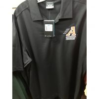 Anderson Redskins Black Nike Golf Polo