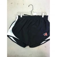 Anderson Redskins Black Women's Shorts