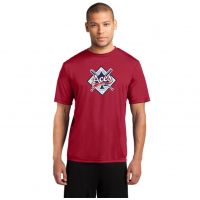 Anderson Aces Mens Performance Tee