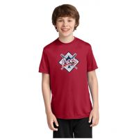 Anderson Aces Youth Performance Tee