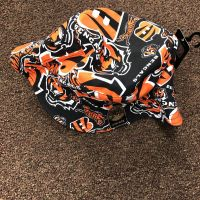 '47 Brand Black & Orange Bengals Fishing Hat