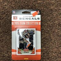 Score/Panini 2015 Bengals Team Football Card Set
