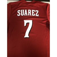 "Cincinnati Reds Red ""Suarez"" Shirt"