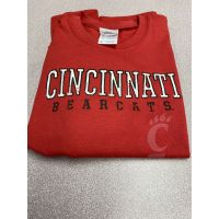 Blue 84 University of Cincinnati Youth Cotton Tee
