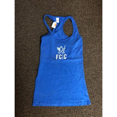 Blue FC Cincinnati Women's Tank