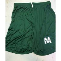 McNick Rockets Green Gym Shorts