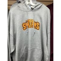 Turpin Spartans Gray Hoodie
