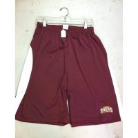 Turpin Spartans Maroon Gym Shorts