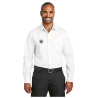 Anderson Aces Slim Fit Non-Iron Twill Shirt