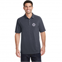 Anderson Aces Digi Heather Performance Polo