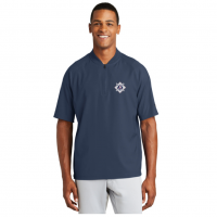 Anderson Aces New Era Cage Short Sleeve 1/4 Zip