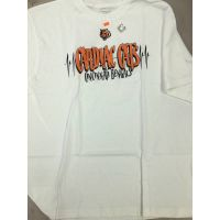 Reebok White Cardiac Cats Cincinnati Bengals Tee