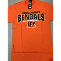 Orange Cincinnati Bengals Football Thread Tee