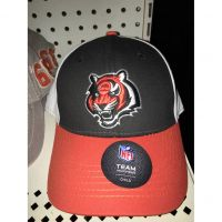 NFL Team Headwear 3-Color Youth Cincinnati Bengals Tiger Head