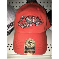 '47 Brand Orange Cincinnati Bengals Running Tiger Hat
