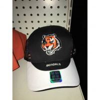Reebok Black Tiger Head Mesh Back Hat