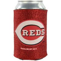 Cincinnati Reds Glitter Can Cooler