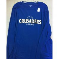 IHM Blue Long Sleeve Tee Shirt