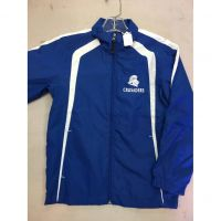 IHM Blue Windbreaker