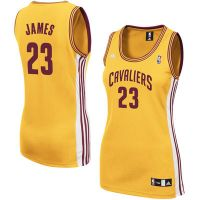 Adidas Women's Lebron James Jersey