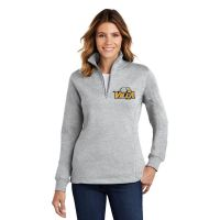 Eagle Logo LST253 Sport-Tek Ladies 1/4-Zip Sweatshirt
