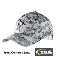 TKG Port Authority® Digital Ripstop Camouflage Cap