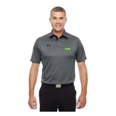 McNick Under Armour Tech Men's Polo w/ Embroidered Logo