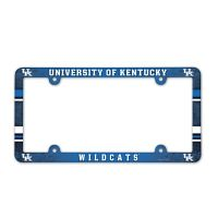 Kentucky Wildcats Blue License Plate Frame