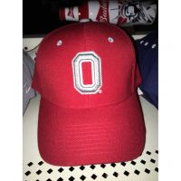Zephyr Red Ohio State Hat